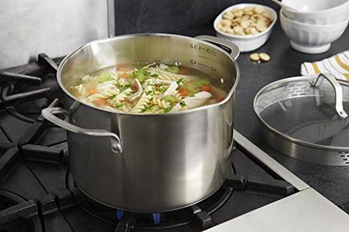 Calphalon Classic Cookware, Pot,