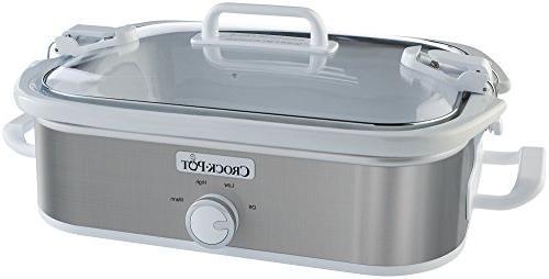 Crock-Pot 3.5-qt. Casserole Slow Cooker