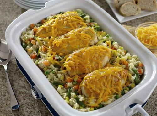 Crock-Pot Manual Cooker,