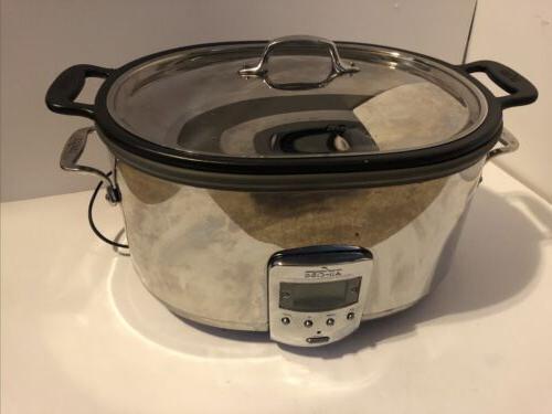all clad 6 5 qt slow cooker