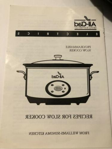 All Electric Cooker Pot 6.5