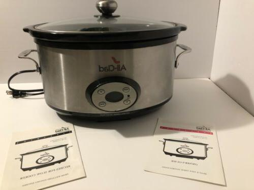 all clad williams sonoma electric slow cooker