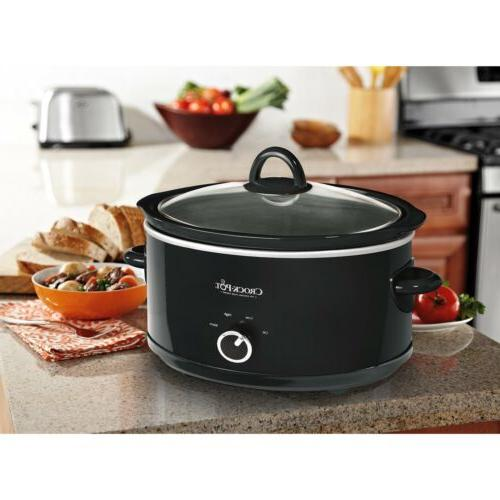 brand new crock pot 7 quart manual