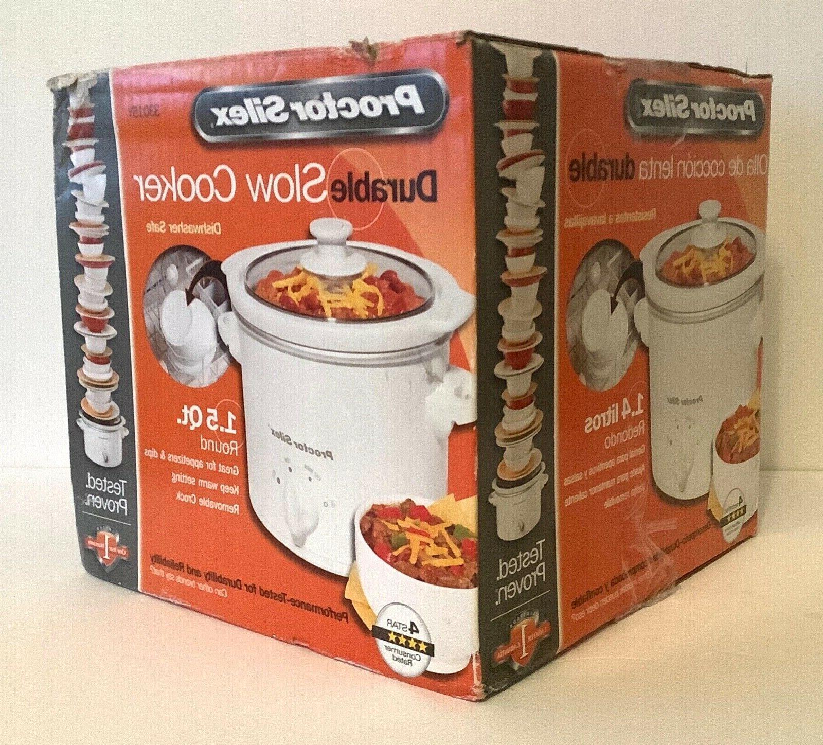 Brand Durable Quart Cooker Crockpot is