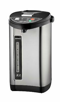 Brand New Chefman RJ16-SS 5.3L Instant Electric Hot Water Po