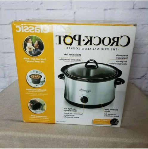 brand new the original slow cooker