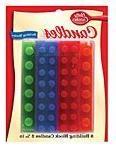 PAIR Betty Crocker Building Blocks Legos Candles Birthday Pa