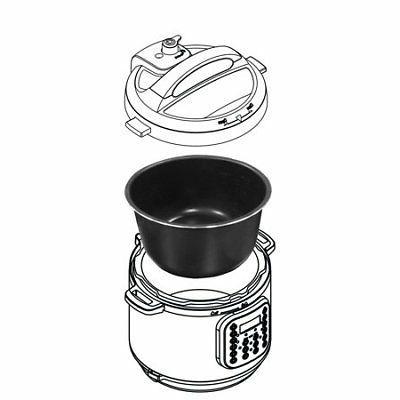 Instant Interior Inner Cooking Pot Quart W