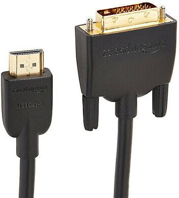 AmazonBasics CL2 Input To VGA DVI Output Cable - 6