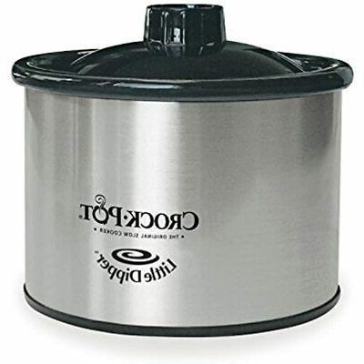 crock pot 16 ounce little dipper chrome