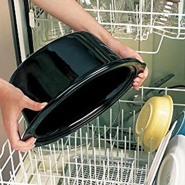 Crock-Pot Slow Cooker, Black