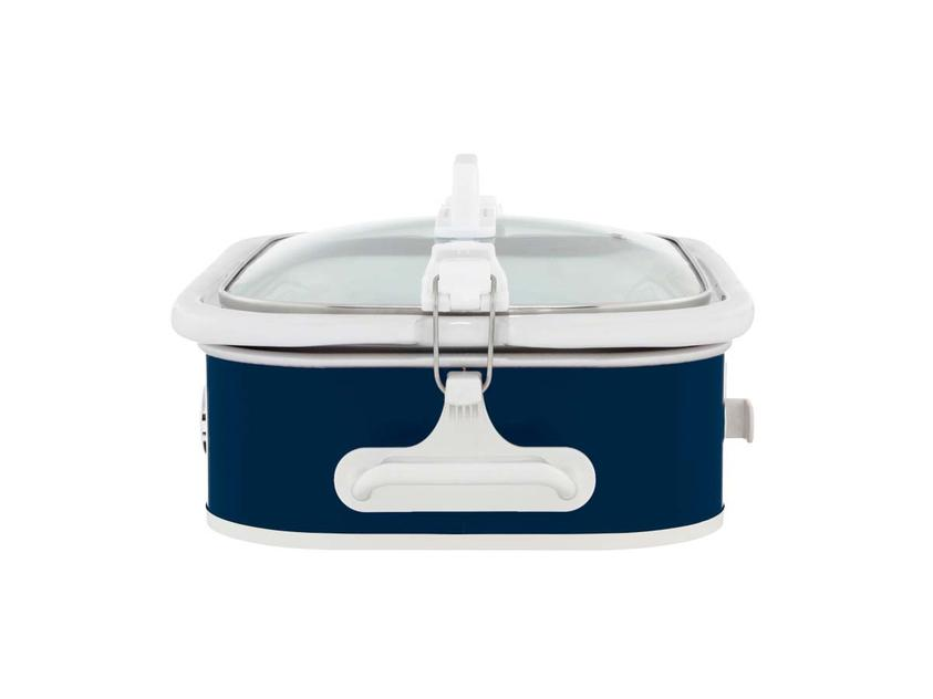 Crock-Pot Quart Midnight Slow Cooker