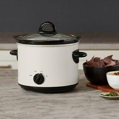 Crock Pot Slow Cooker Heat