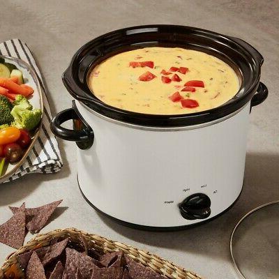 Crock Slow Cooker Heat Settings