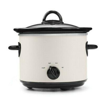 crock pot 3qt manual slow cooker