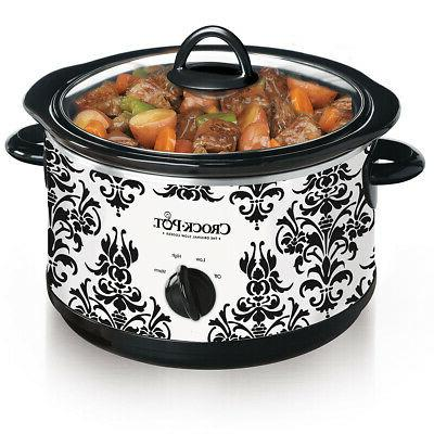 crock pot 4 5 quart slow cooker