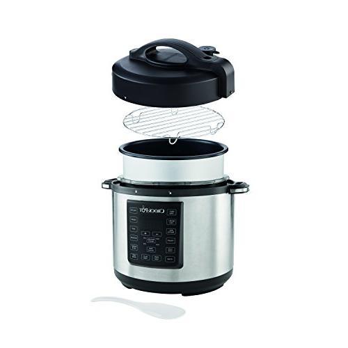 Crock-Pot Express Crock Multi-Cooker,