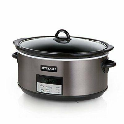 Crock-Pot SCCPVFC800-DS Cooker,
