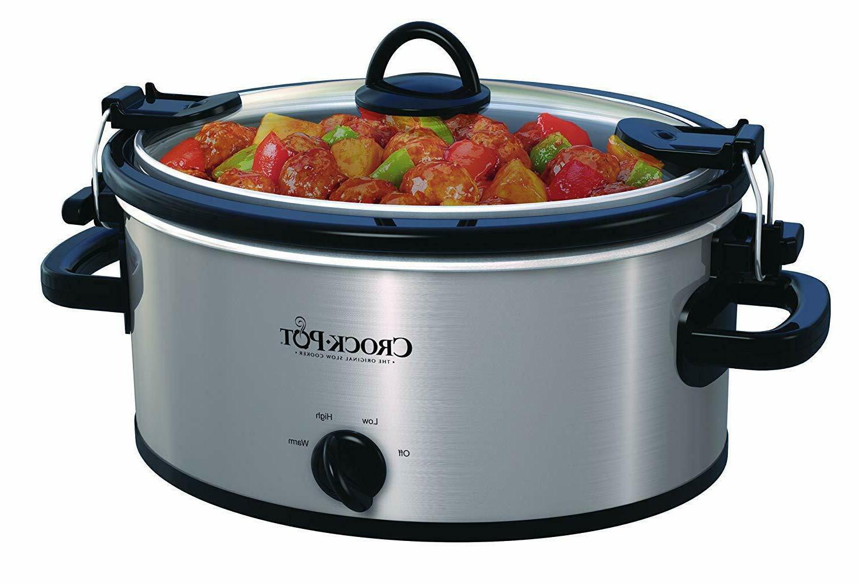 crock pot sccpvl400 s 4 quart cook