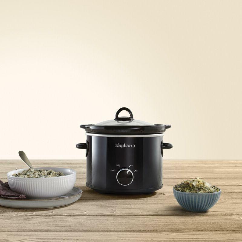 crock pot slow cooker 2 quart manual