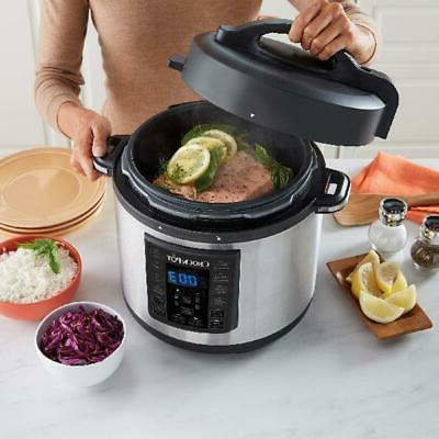 Crock Pot Cooker Pressure Qt Express