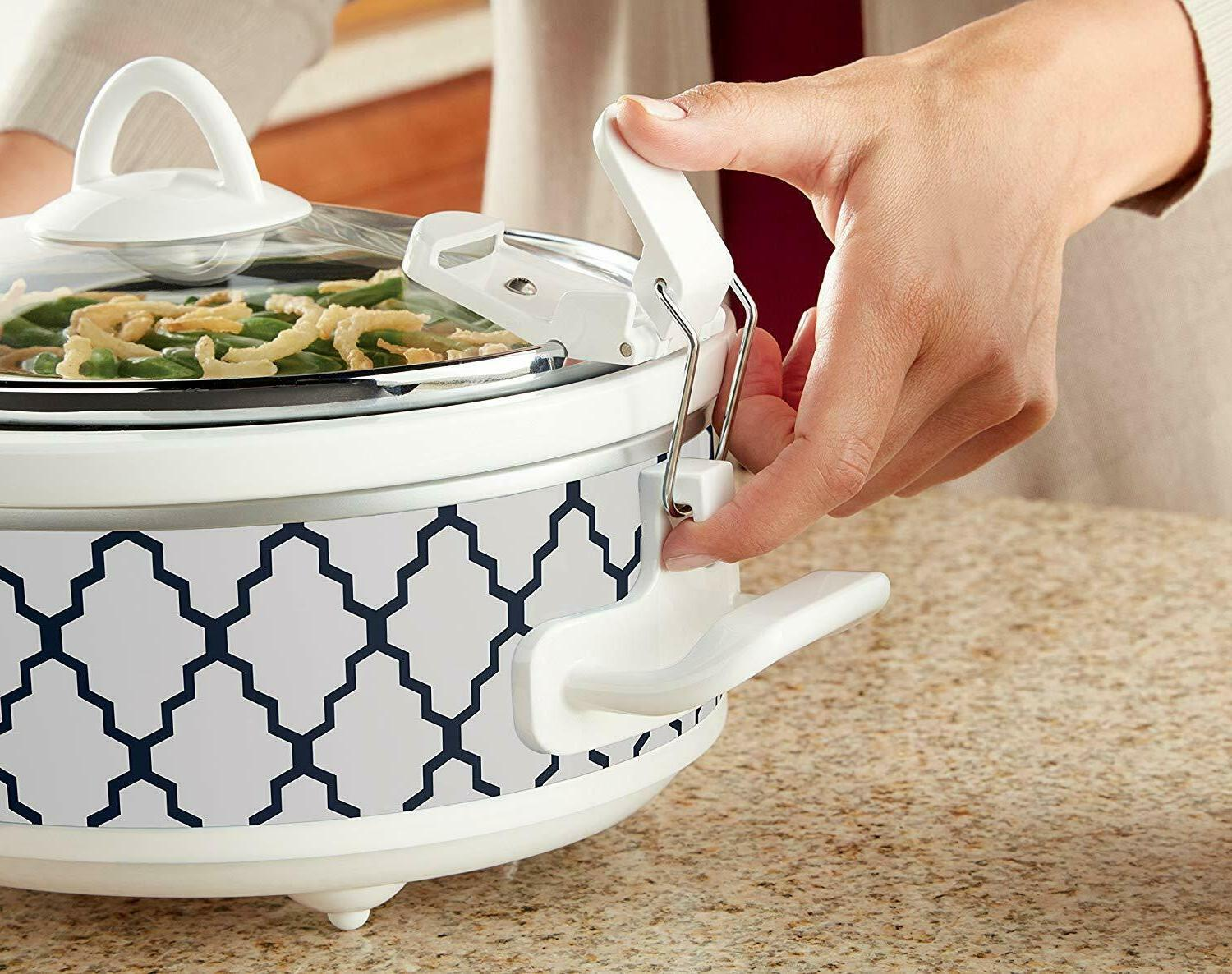 Crock-Pot 2.5-Quart Crock Slow Cooker,