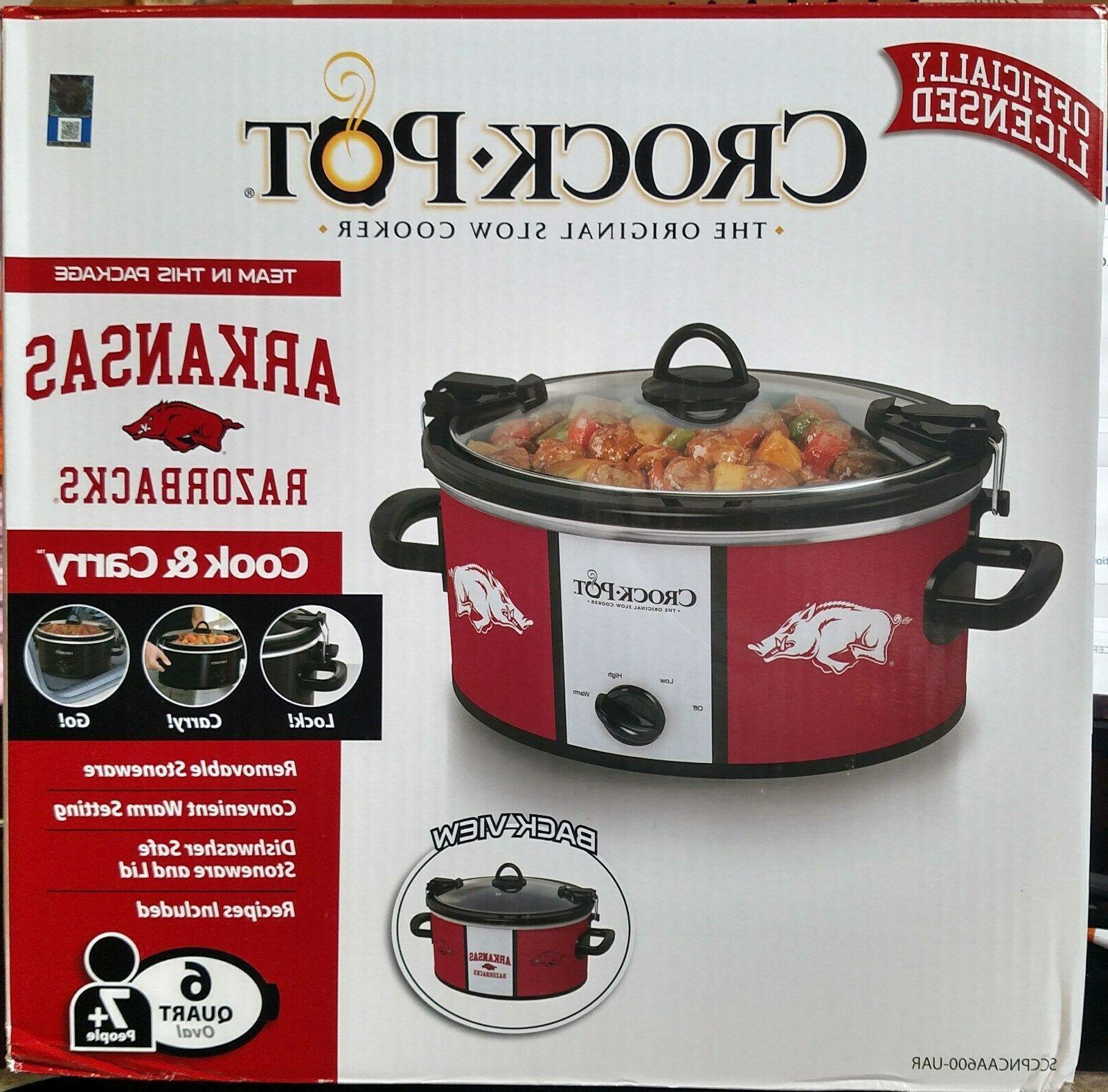 crockpot sccpncaa600 uar cook carry
