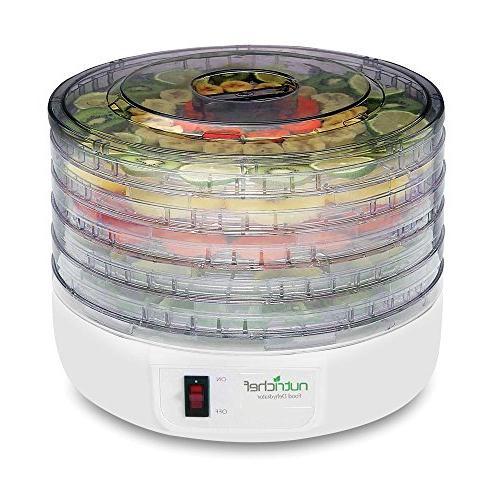 electric countertop food dehydrator