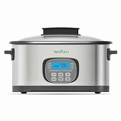 NutriChef Cooking Sous Vide, Rice, Bake, Sau