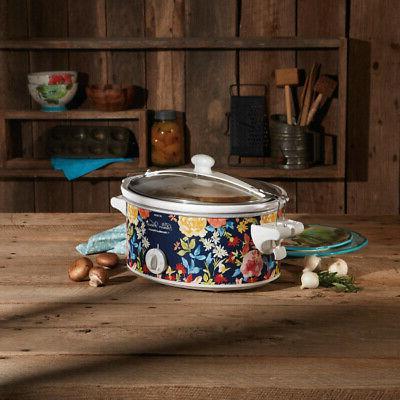 Hamilton Beach Crock Pot 6 Portable Slow Cooker