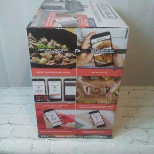 NEW WiFi Slow Cooker Wi-Fi Crockpot