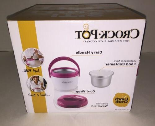 New Lunch 3-Cups Food Warmer Hot is Back!