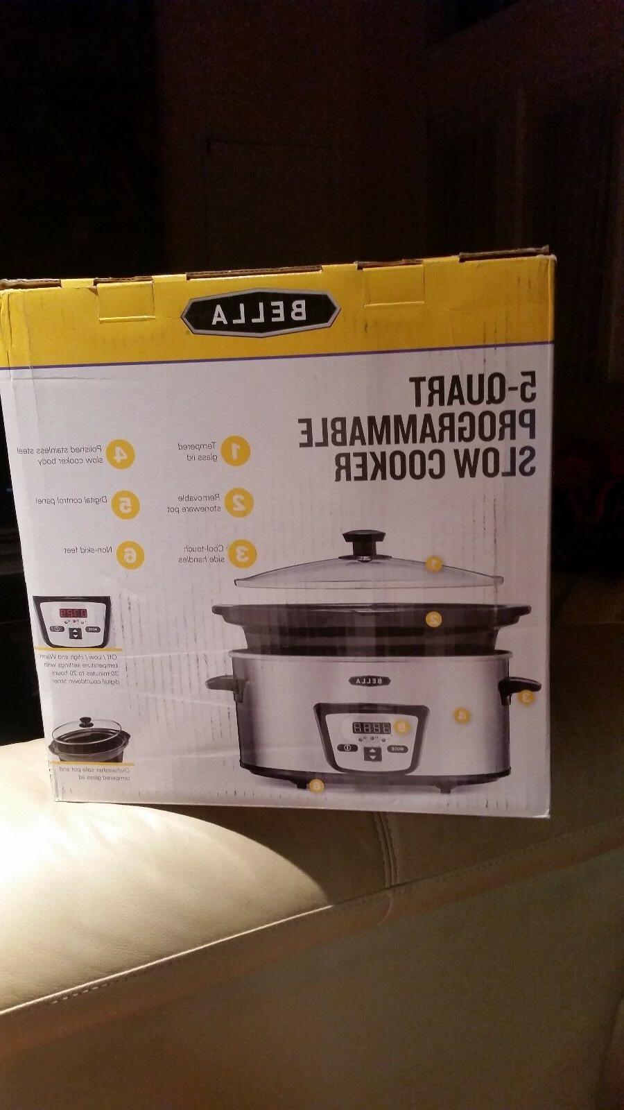 New Cooker Crock QT Polished