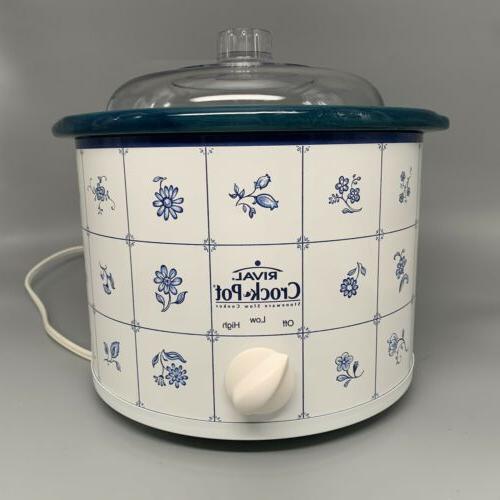 NEW 2.5 Crock Pot