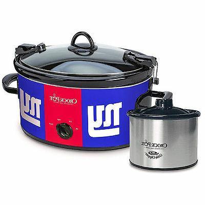 NFL Crock-Pot Cook w/ Little Team