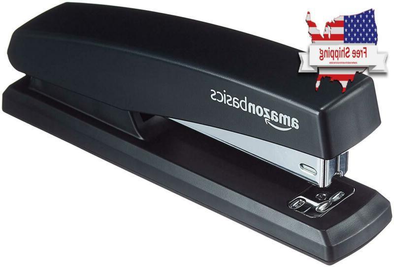 Amazonbasics Office Stapler With 1000 Staples - Black, 3-Pac