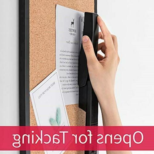 AmazonBasics Stapler 1000 Staples DLSP-01
