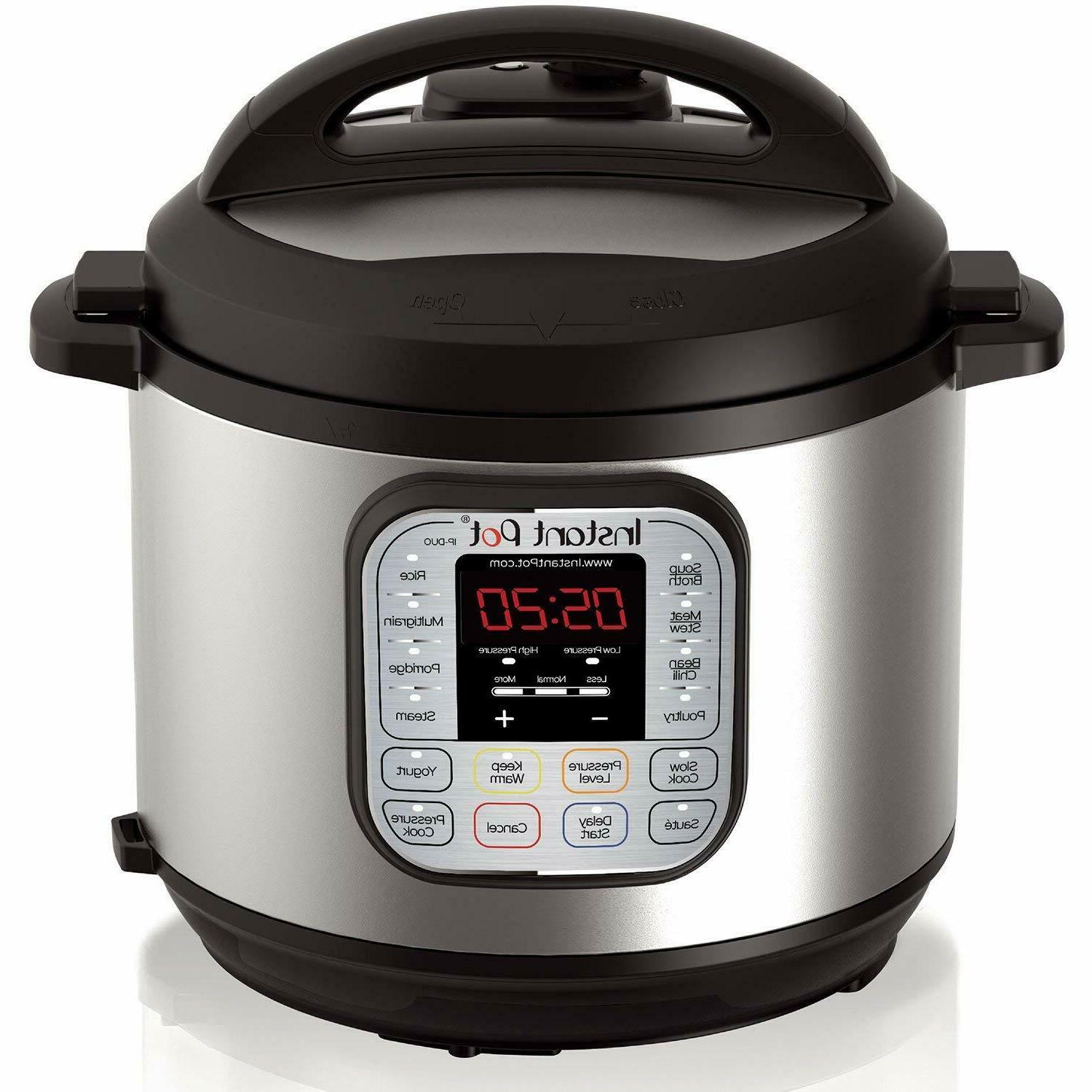 Pressure Cooker Stainless Steel Electric Power Best 6 Quart