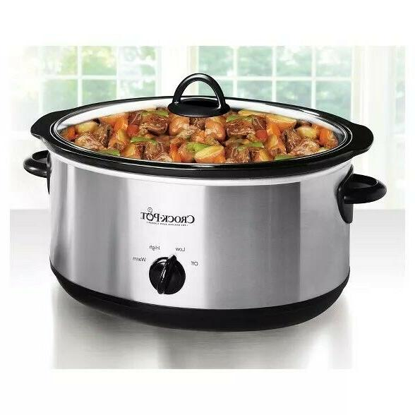 crock pot 3 0 quart slow cooker