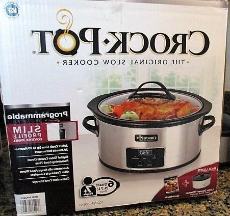 Crock-Pot® Slow Cooker Little Dipper® Warmer