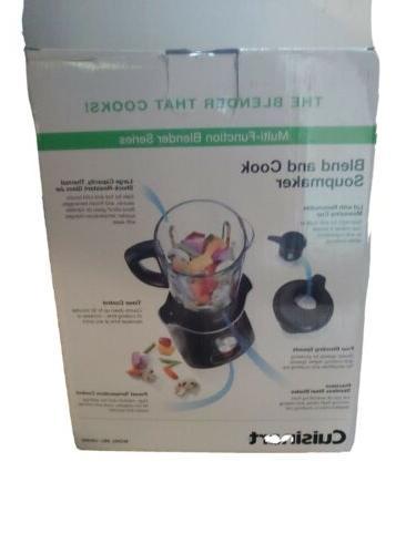 Cuisinart SBC-1000 4-Speeds Blender Soup heated pot