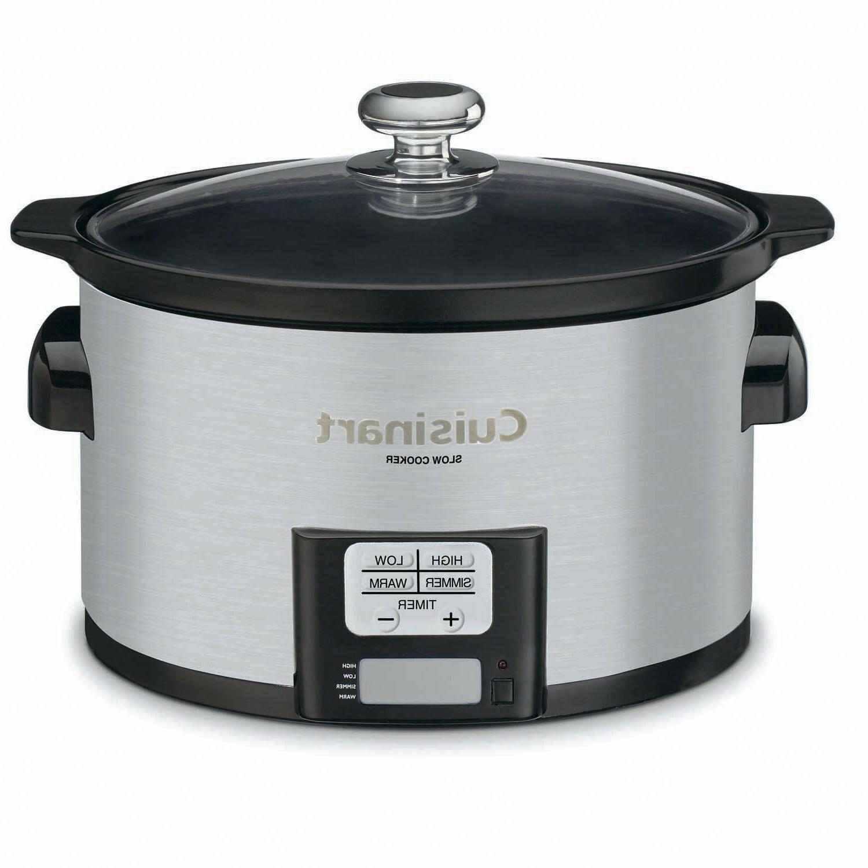 slow cooker crock pot table top timer
