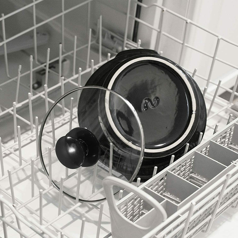 5Small Cooker Steel Pot Mini Kitchen Appliance Portable 1.5