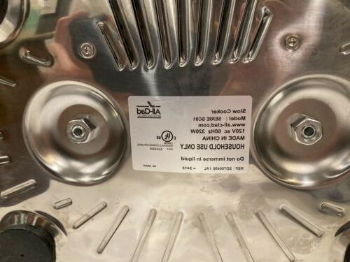 Used All Cooker Big SD700450 Stainless cover