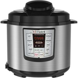 Electric Slow Pressure cooker Pot Programmable 6 Multi Use 7