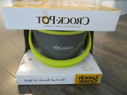 New Crock-Pot Portable Electric Food Warmer Food Thermos Lun