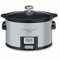 NEW Cuisinart PSC-350 3-1/2-Quart Programmable Slow Cooker 3
