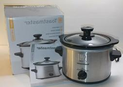 new toastmaster 1 5 quart slow cooker