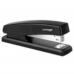 office stapler with 1000 staples black dlsp