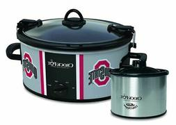 Ohio State Buckeyes Collegiate Crock-Pot Cook & Carry Slow C